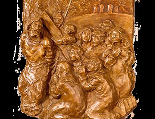 La Via Crucis all'Altomare