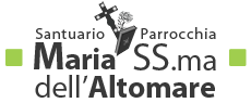 Sito ufficiale del Santuario Maria SS.ma dell'Altomare Andria Logo
